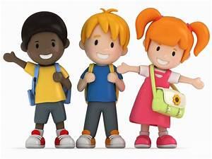 Best School Children Clipart #28802 - Clipartion.com