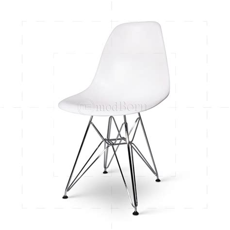 chaise eiffel eames style dining dsr eiffel chair white replica
