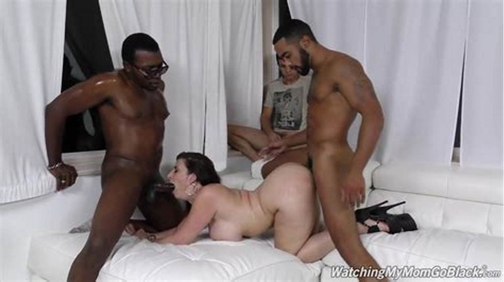 #Sara #Jay #Engages #In #Wild #Sex #With #Two #Horny #Black #Studs