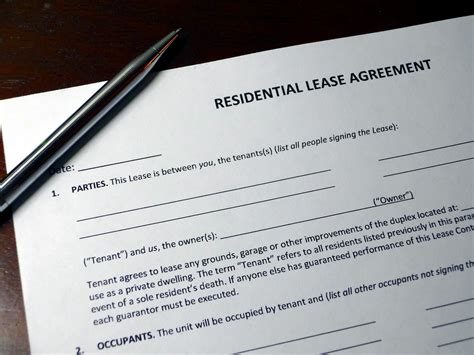 Condominium Rules Rental Agreement Template by Guide To Residential Tenancy Law In The Philippines
