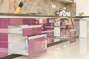 Modular kitchen designs, baskets in Bangalore Chandra