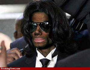 celebrity Gossip: Michael Jackson Black
