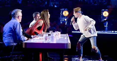 The Chair Competition by X Factor 2016 Preview 6 Chair Challenge Hughes
