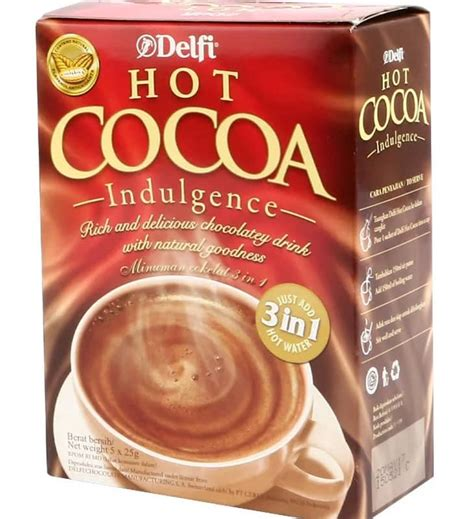 merk coklat bubuk  bagus  enak  minuman