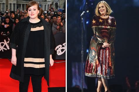 adele reveals the simple diet plan that helped her