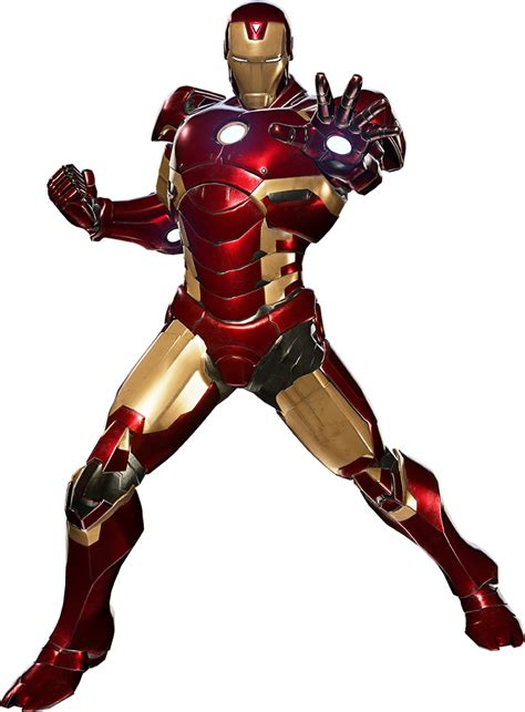 Iron Manmvci  Marvel Vs Capcom Wiki  Fandom Powered