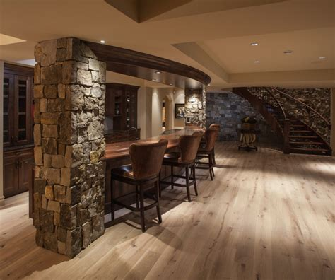 inner city traditional home bar calgary by wolf