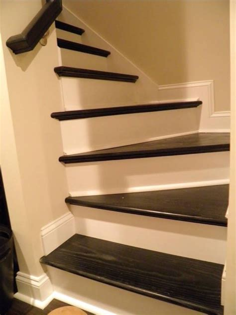 Ideas For Stairs by Stair Steps Ideas Basement Masters