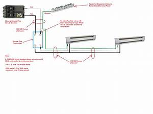 Electric Baseboard Heater Thermostat Wiring Diagram 2