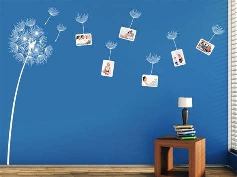 Wandgestaltung Mit Bilderrahmen by Fotorahmen Pusteblume Bilderrahmen Bilder Kinderzimmer