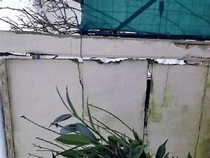 Reparer Grosse Fissure Mur Exterieur : reparer un mur comment reparer une grosse fissure dans un ~ Melissatoandfro.com Idées de Décoration