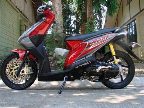 Modif Honda Beat by Modifikasi Honda Beat Puramoz Shared