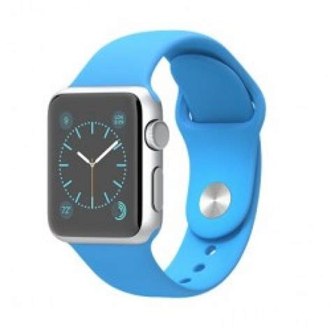 light blue apple watch band apple watch sport pricing 349 38mm to 399 42mm