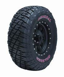 general grabber 35x1250r20 red letter mud tire new With general grabber red letter 20