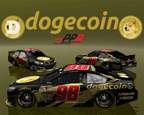 Dogecoin vai patrocinar equipe de NASCAR - TecMundo