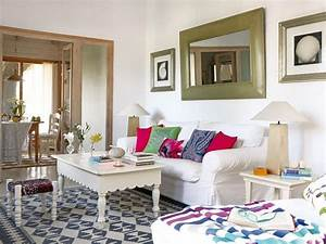 pretty tiny house in spain interior design files With interior decorations in small home