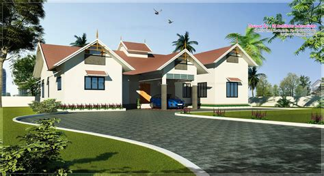 single floor kerala home design   sqft