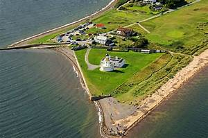 Chanonry Point Lighthouse In Fortrose SC United Kingdom