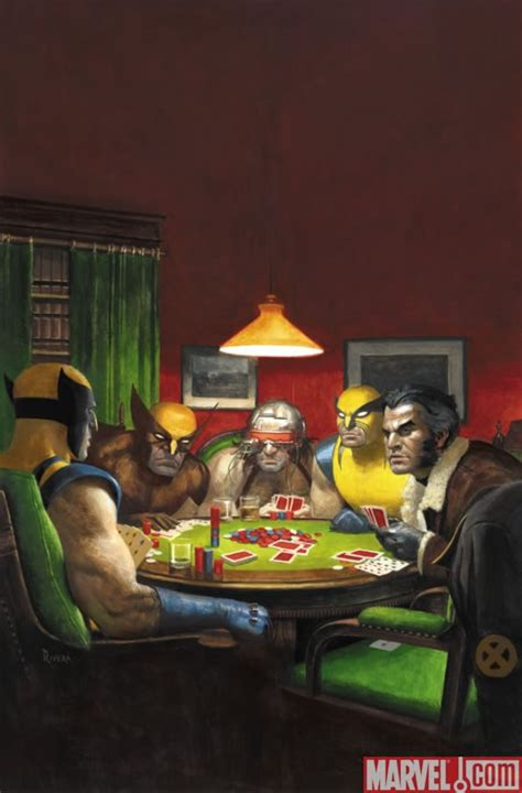 wolverineartcm coolidges dogs playing pokethumb