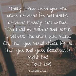 Daily Bible Verse - August 21 | Student Devos - Teenage ...