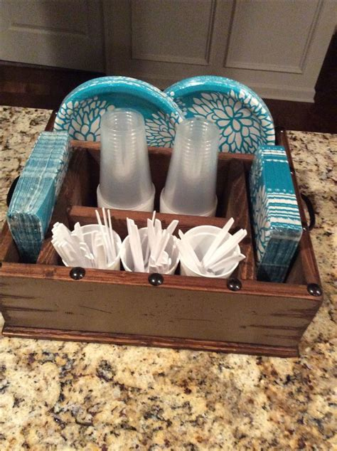 table caddy purchased  etsycom     organize