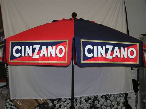 foot patio market umbrella cinzano images