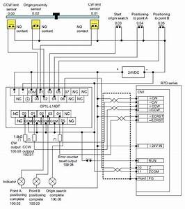 Wiring Diagram Plc Omron  With Images