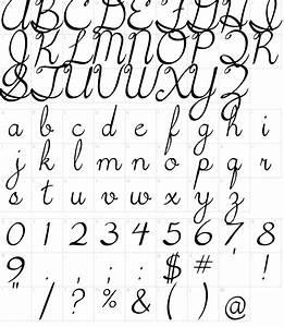 5th Grade Cursive Font Download