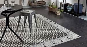 Tapis Cuisine Carreaux De Ciment : tapis en carreaux ciment ~ Dailycaller-alerts.com Idées de Décoration