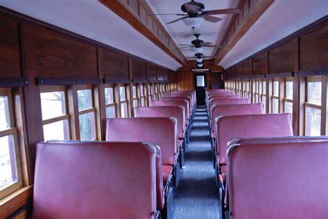 coach classopen air gondola seating great smoky