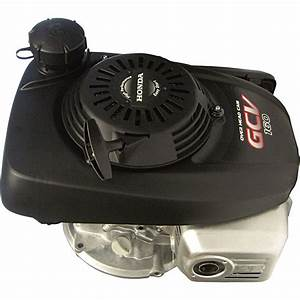 Honda Vertical Ohc Engine  U2014 160cc  Gcv Series  7  8in  X 3 5  32in  Shaft  Model  Gcv160la0a1a
