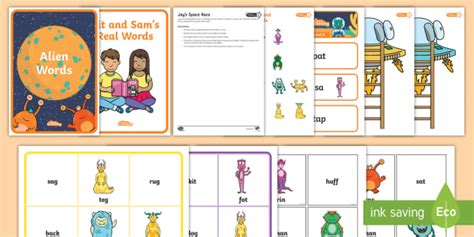 * New * Level 2 Twinkl Phonics Screening Check Group Games