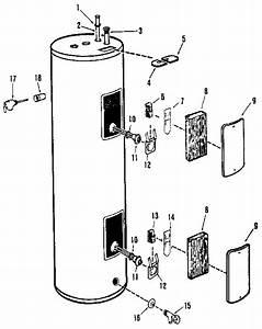 Looking For Rheem Model 81v40 Electric Water Heater Repair