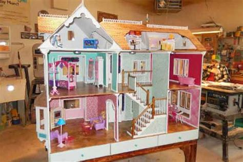 doll house plans childs toy design