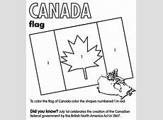 Canada Flag crayolacouk