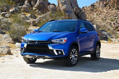 What To Expect From Mitsubishi's 2018 Lineup  The News Wheel