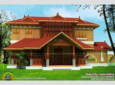 Kerala Traditional Home Design And Floor Plans Plus