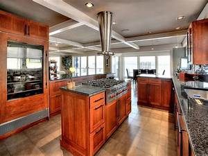 23 Cherry Wood Kitchens (Cabinet Designs & Ideas
