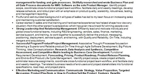 Resume Pattern by Business Analyst Resume Pattern In Word Format Free