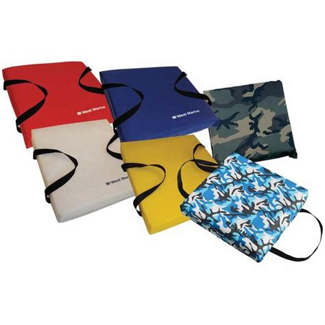 Boat Cushions West Marine by West Marine Deluxe Flotation Cushions West Marine