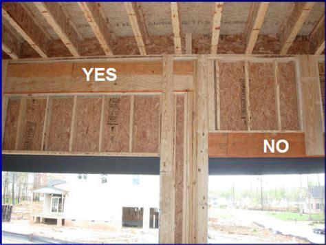 Garage Door  Garage Garage Door Header Home Garage Ideas