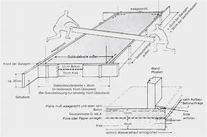 Fundament Für Carport Erstellen : garagen fundamente ~ Indierocktalk.com Haus und Dekorationen
