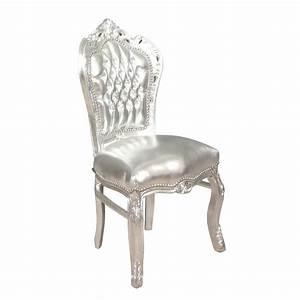 Chaise Style Baroque : chaise baroque galerie photos royal d corations ~ Teatrodelosmanantiales.com Idées de Décoration