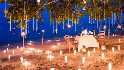 Romantic Beach Goa Dinner Night Valentine Places