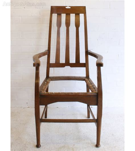 an arts crafts glasgow school chair antiques atlas