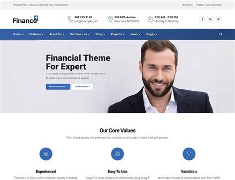insurance wordpress themes  athemes