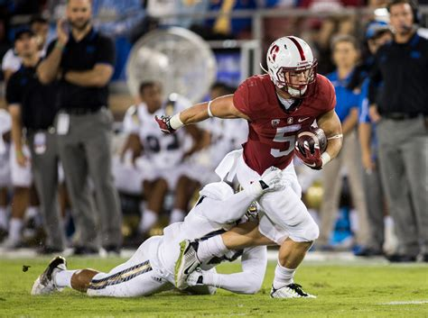 Football Scouting Report Stanford  Daily Bruin