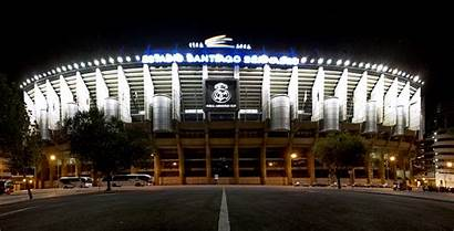 Madrid Stadium Wallpapers Night Football Hala Pixelstalk