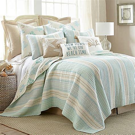 Levtex Home Emerald Reversible Quilt Set - Bed Bath & Beyond