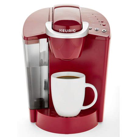 Coffee maker, single serve coffee maker for single cup pod & coffee ground, 30 oz removable reservoir, compact coffee machine brewer with 6 to 14 oz. Keurig K-Classic K50 Single Serve K-Cup Pod Coffee Maker, Rhubarb - Walmart.com